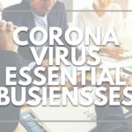 Coronavirus Essential Businesses-safely handling home service calls